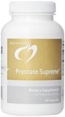 Designs for Health Prostate Supreme Capsules, 60 Count