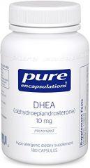 Pure Encapsulations - DHEA Micronized 10mg 180 VegiCaps [Health and Beauty]