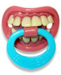 Billy Bob Teethe Thumb Sucker Pacifier