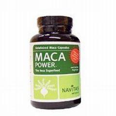 Navitas Naturals Gelatinized Maca Capsules 100ct.
