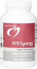 Designs for Health RYR Synergy Capsules, 120 Count
