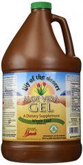 Lily Of The Desert - Aloe Vera Gel Whole Leaf, 1 Gallon gel