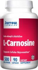 Jarrow Formulas - L-Carnosine, 500 mg, 90 capsules