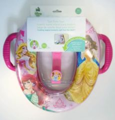 Disney Princess Soft Potty Seat with hook & handles Princesses