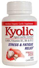 Garlic Plus - KYOLIC Formula 101 Kyolic 300 Caps
