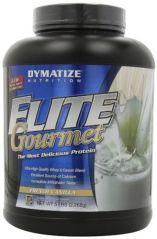 Dymatize Health & Fitness - Dymatize Nutrition Elite Gourmet Protein, French Vanilla, 5 Pound