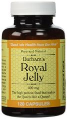 "Durham""s Royal Jelly 500 mg (120 capsules)"