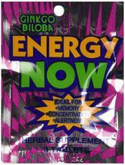 GINKO BILOBA ENERGY PILLS 24 PACKS 3 Tables Each