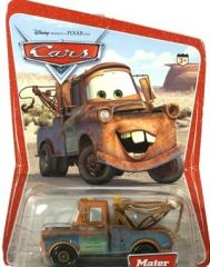 Disney Pixar Cars Series 1 Original MATER 1 55 Scale Die Cast Car