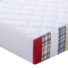 Aidan Quilted Changing Pad