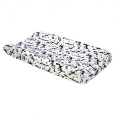 Trend Lab Dr. Seuss Changing Pad Cover, Cat In The Hat