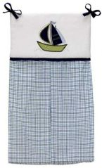 Nautica Zachary Diaper Stacker