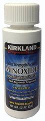 Kirkland Minoxidil Hair Regrowth For Men (60 Ml)
