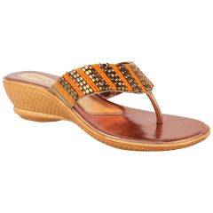 Exotique Women Ethnic Wedges_EL0015BZ