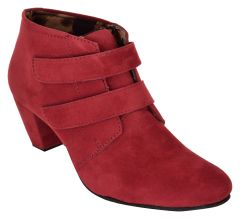 Exotique Women's Maroon Casual Boot (code - El0031mn) - Winter Store