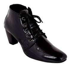 Exotique Women's Black Casual Boots (Code - EL0060BK)