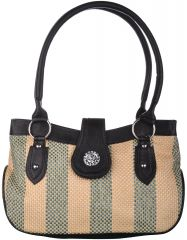 Exotique Women's Black Handbag (HW0003BK)