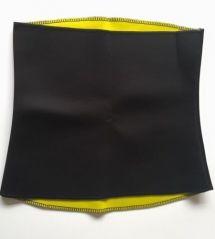 Neoprene Waist Hot Shaper Belt Vest Band Neotex Body Sweat Fat Burn Unisex (xxl)