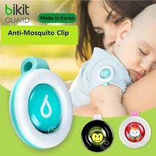 Mosquito Repellent Natural Citronella Clip Type Outdoor & Indoor for Adults & Kids Insect Protection