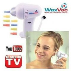 Wax Vac Gentle And Effective Ear Cleaner