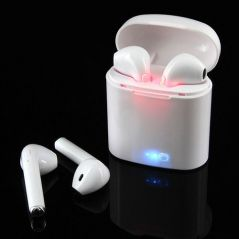 I7s Tws Dual Bluetooth Headset With Charging Power Dock