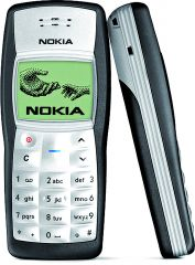 Nokia 1100 Refurbished Phone