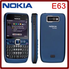 Used Nokia E63 Mobile Phone