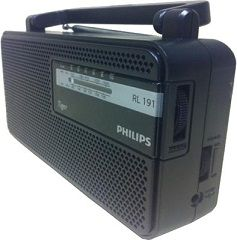 Shop or Gift Philips Rl191 FM Radio Online.