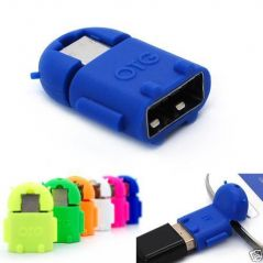 Micro Usb to USB OTG adapter compatible With Samsung Galaxy S2/S3/S4 smartphone