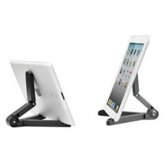 Aeoss Portable Fold - Up Adjustable Stand To 7-10 Polegada For IPad, Samsung Galaxy