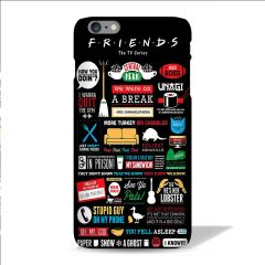 Leo Power Friends The Tv Series Printed Case Cover For Apple iPhone 6 Plus