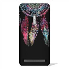 Leo Power Dream Catcher Printed Case Cover For Asus Zenfone Selfie