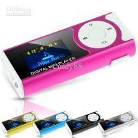 Digital MP3 Player With LCD Display & LED Torch