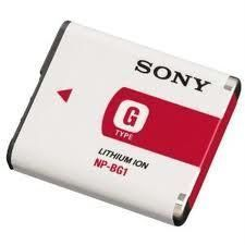Sony Np-bg1 Type G Lithium-ion Battery
