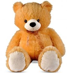 Soft Toys - KSR eTrade 3 Feet Brown Teddy Bear Gift Super Soft Fur Huggable Cute Teddy For Love