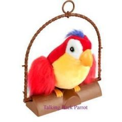 Talking Parrot Musical Toy Talk Back Parrot