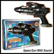 Toy Gun With Mulitple Sounds Kids Children Toys