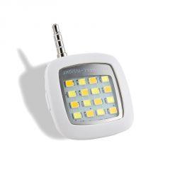 Portable 16 LED Selfie Flash Fill Flash Light For Samsung IPhone Smartphone