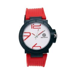 Shostopper Trendy White Dial Analogue Watch For Men (Product Code - SJ60053WM)