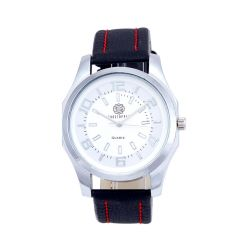 Shostopper Graceful White Dial Analogue Watch For Men (Product Code - SJ60014WM)