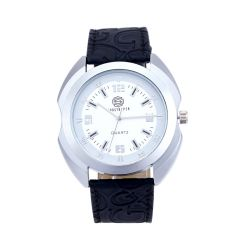 Shostopper Glistening White Dial Analogue Watch For Men (Product Code - SJ60017WM)