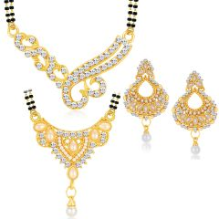 Jewellery combos - Shostopper Vintage Collection Combo Pack Of Three SJ223CB