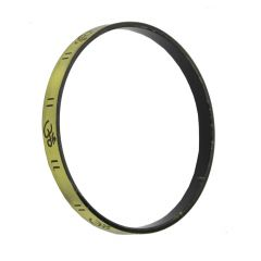 Sullery New Design Yoga om Kada 2-12  Bronze  Rodium plated Metal  Kada For Men  Women  Code  SKa000601