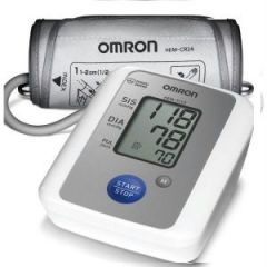 Omron Bp Monitor 7113 & One Touch Select Glucometer With 50 Stripe, Combo