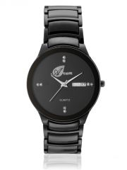 Adam N Eve Watches - Arum All In Black Latest Men's Watch