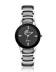 Women's Watches - Arum Stylish Black Cat Watch For Ladies