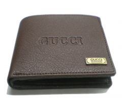 PE Mens Artificial Brown PU Leather Wallet - (Product Code - MW106_BR)