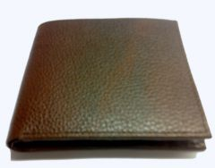 PE Mens New Brown Leather Wallet