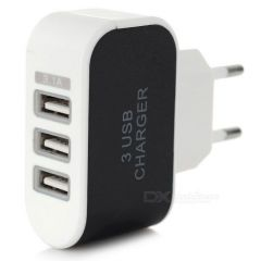 Fliptech Fast Charging Good Quality 2amp USB Adapter & Sync cum Data Cable Charger for Samsung (Code - 2amp_combo_492)