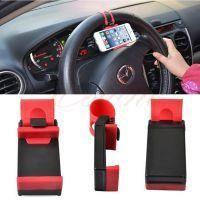Steering wheel cover for cars - Car Steering Wheel Universal Mobile Phone Holder For All Mobiles Handsfree